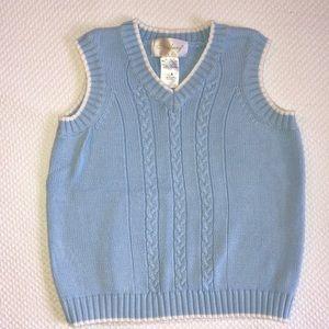 Strasburg sweater vest